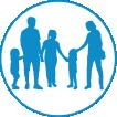 icon gia đình