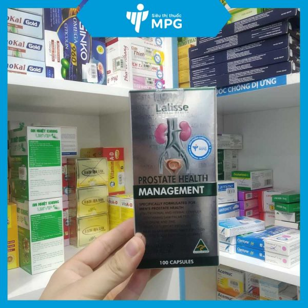 Lalisse Prostate Health Management