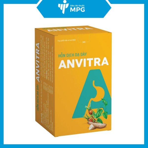 Hôn dịch trào ngược dạ dày Anvitra vàng