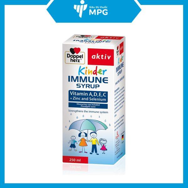 Siro doppelherz kinder immune syrup 250ml