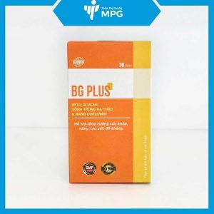 Viên hỗ trợ miễn dịch BG PLUS