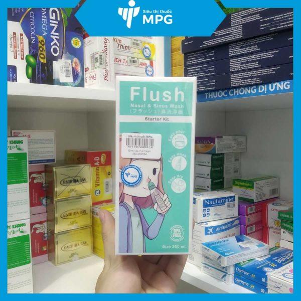 Bình rửa mũi Flush