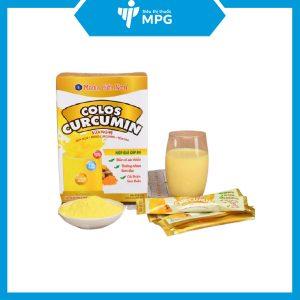 Sữa Non Colos Curcumin