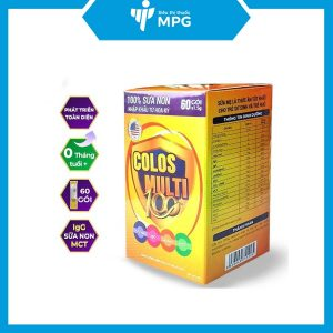 Mama sữa non Colos Multi 100 cho trẻ sơ sinh