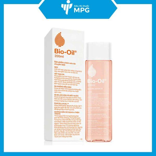 Dầu dưỡng Bio oil
