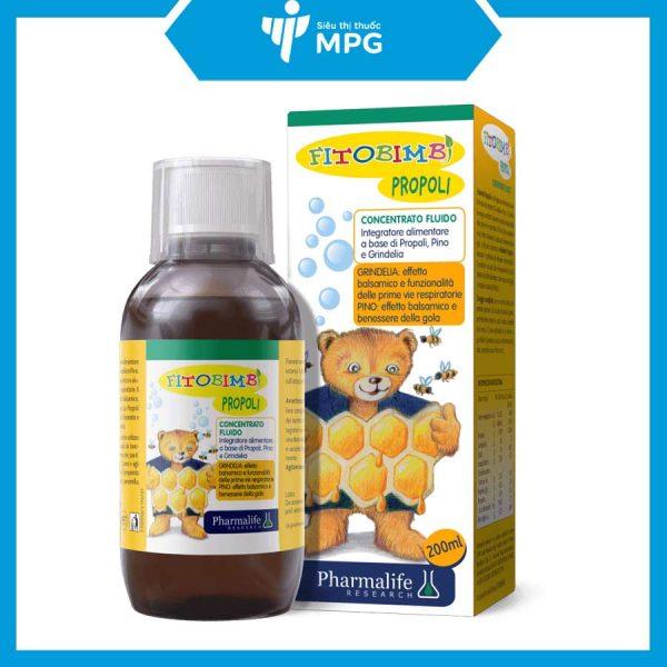 Thực phẩm bảo vệ vệ sức khỏe Fitobimbi Propoli