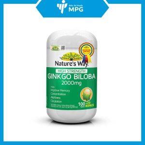 Ginkgo Biloba 2000