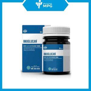 Imuglucan cho bệnh nhân ung thư