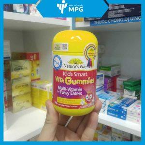 Kẹo vitamin Nature's way bổ sung các loại vitamin và khoáng chất