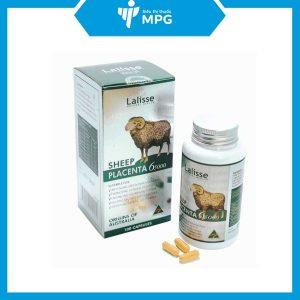 Lalisse sheep placenta 65000 100v dưỡng trắng da