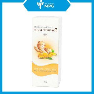 Sữa rửa mặt nano nghệ Neo cleanser
