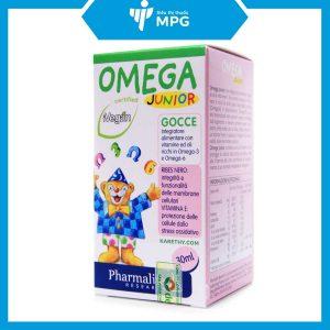 Omega junior bổ sung omega 3 và 6 cho bé