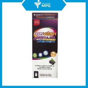 Siro masvitam omega369 & multi vitamin
