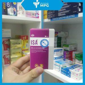 Viên hỗ trợ miễn dịch ISA dùng cho bẹnh nhân xạ trị