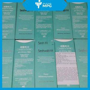 Tinh chất dưỡng trắng da Seohwabi88 Duper Whitening Essence