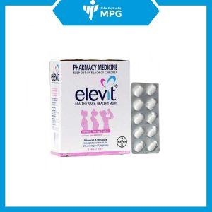 Viên uống bổ sung dưỡng chất Elevit