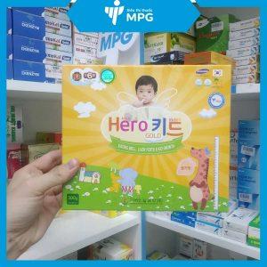 Siro hero kid gold korean tại siêu thị thuốc MPG