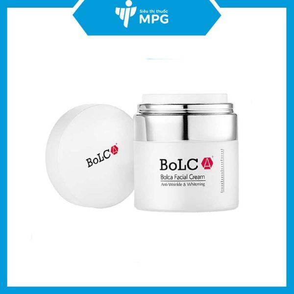 Kem dưỡng da Bolca Biotechnie Facial Cream dưỡng ẩm da