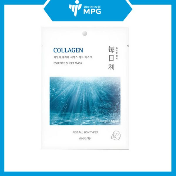 Mặt nạ Maeily Collagen Essence Sheet Mask