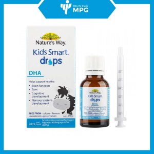 Siro Nature's Way Kids Smart Drops DHA