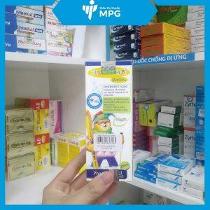 Siro Broncamil Bimbi tại siêu thị thuốc MPG