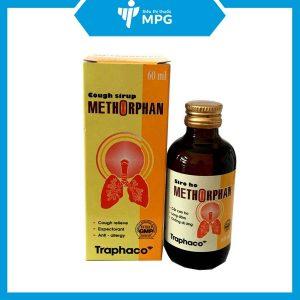 Siro Methorphan trị ho loại 60ml