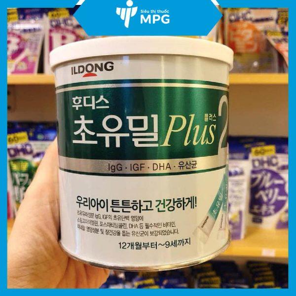 Sữa non Ildong số 2