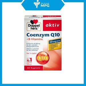 Coenzyme Q10 Doppelherz -