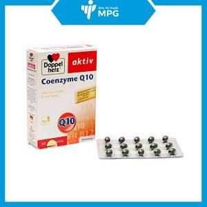Coenzyme Q10 Doppelherz - tăng cường sức khỏe thần kinh