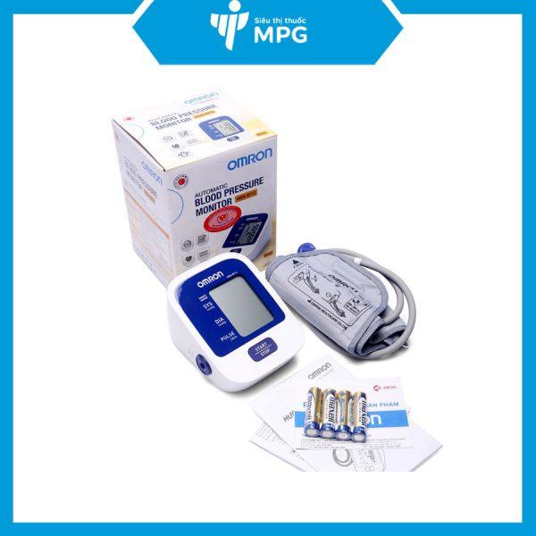 Máy đo huyết áp bắp tay tự động Omron HEM 8712