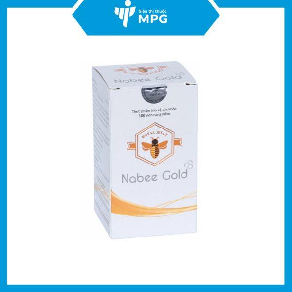 Viên uống đẹp da Nabee Gold