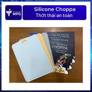 Thớt thái Silicone Choppa