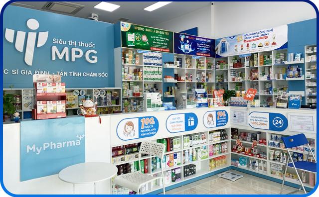 Siêu thị thuốc MPG