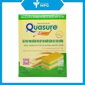 Bánh bông lan Quasure Light Cốm cho người ăn kiêng