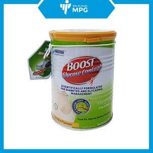 Sữa Nestle Boost Glucose Control cho người bệnh tiểu đường
