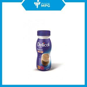 sữa Delical Cafe chai 200ml