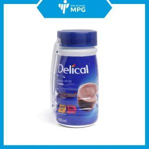 Sữa Delica Socola tăng sức đề kháng