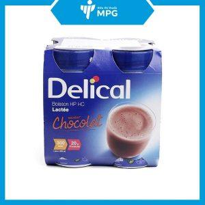 Sữa Delical Socola cho người gầy yếu