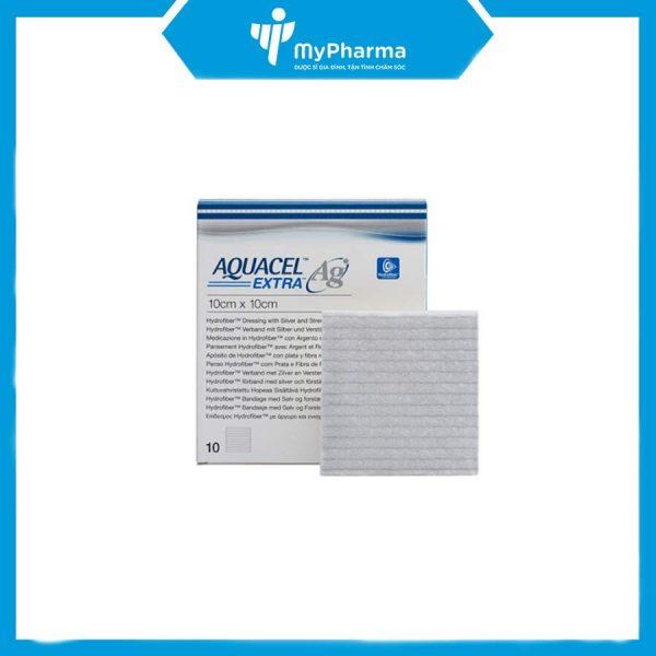 gạc Aquacel Ag Extract kháng khuẩn vết thương hở