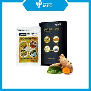 Jacumin Plus hỗ trợ niêm mạc dạ dày