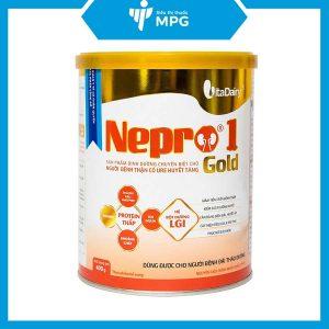 Sữa Nepro 1 Gold cho người bệnh thận mạn