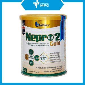 Nepro 2 Gold tốt cho người bệnh thận
