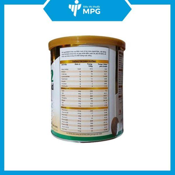 Nepro 2 Gold kiểm soát đường huyết