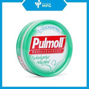 viên ngậm PulmollEukalyptus giảm ho