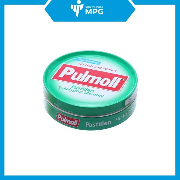 kẹo ngậm PulmollEukalyptus