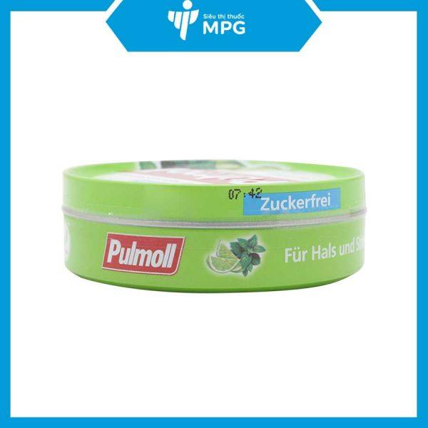 kẹo ho Pulmoll Limette
