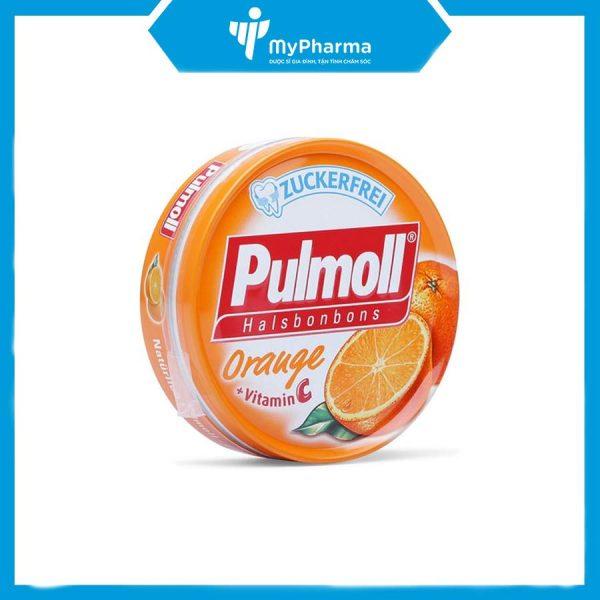 Pulmoll Orange Vitamin C