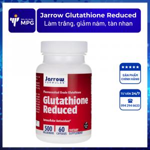 Jarrow Glutathione Reduced