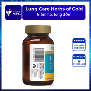 Lung Care Herbs of Gold