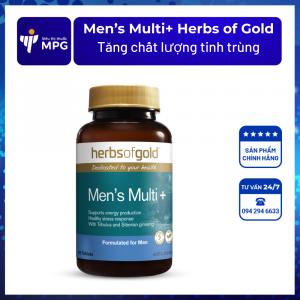 Men's Multi+ Herbs of Gold